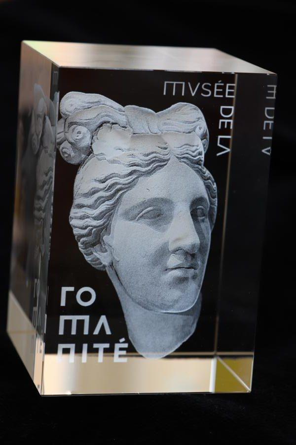 reproduction-musée-oeuvre d'art-gravure3d
